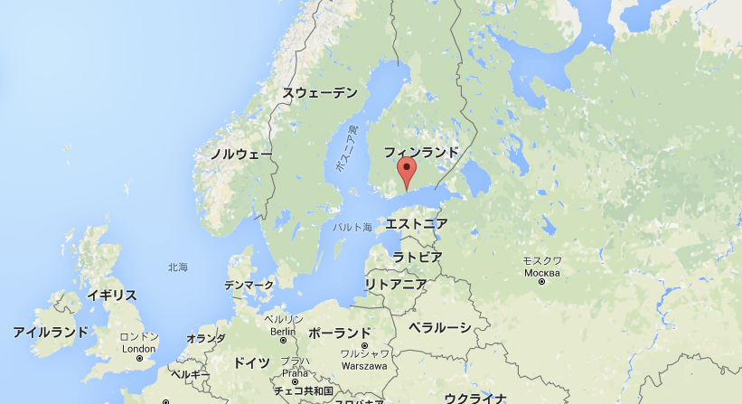 フィンランド共和国ヘルシンキ