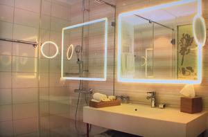 ブレバルディ・エグゼクティブルームのお風呂